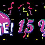 Celebrate 15 Years!